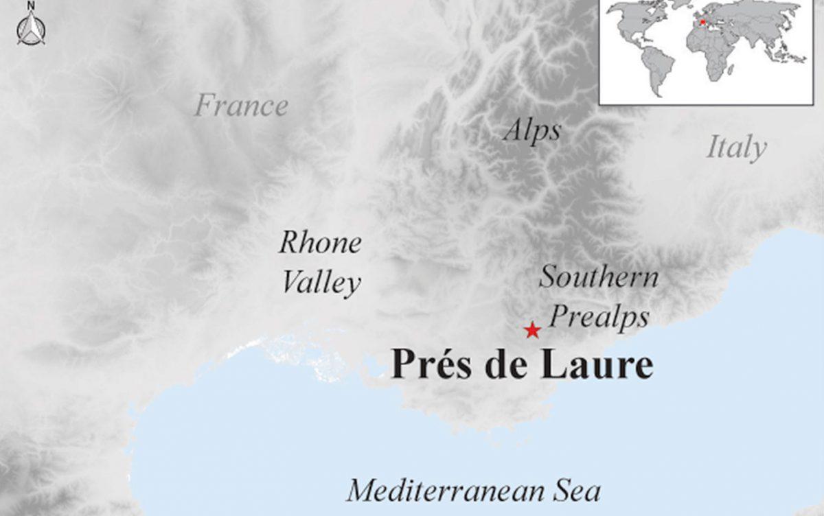 Article | Une arme de chasse vieille de 23 000 ans retrouvée sur le site des Prés de Laure (Var, France)