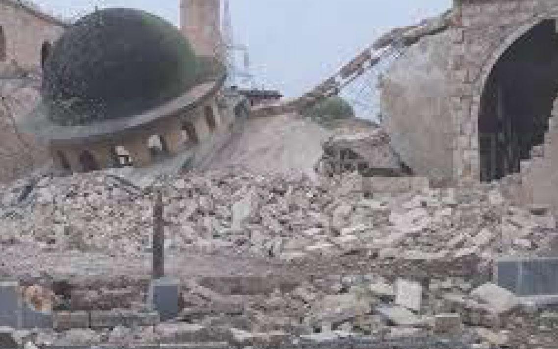 Syrie, 2011 – 2018 : Patrimoines dans la guerre Hommes, sites et monuments