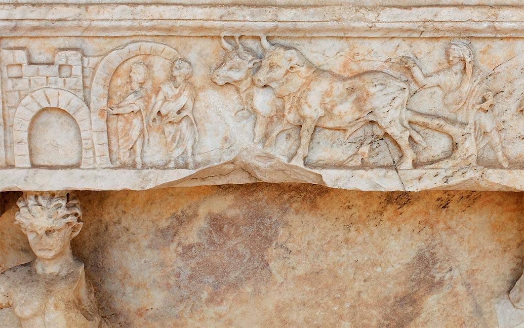 Colloque   Hiérarchie et réseaux d'agglomérations dans les territoires civiques en Méditerranée romaine occidentale