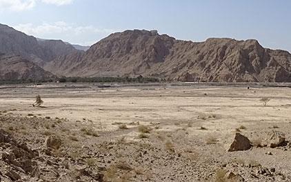 Blog | Mission Ras al Khaimah 2018 : étude de l'oasis de Shimal