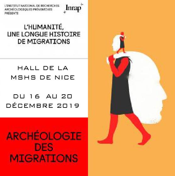 Exposition | Archéologie des migrations