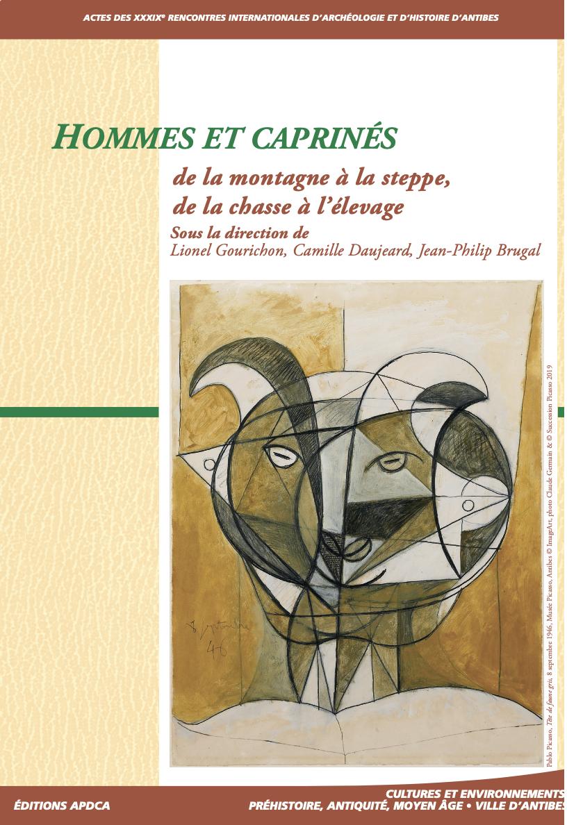 Publication   Actes des XXXIXe rencontres – Hommes et caprinés, de la montagne à la steppe, de la chasse à l'élevage