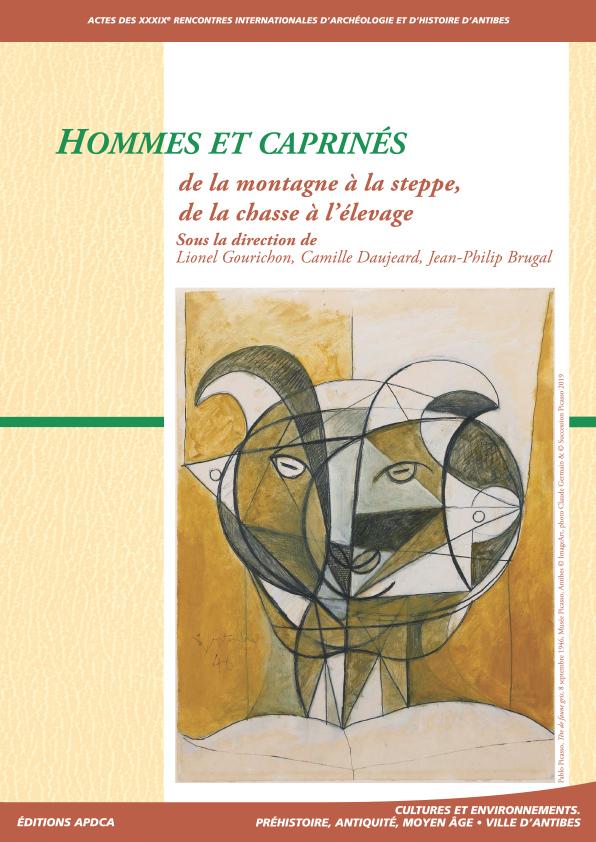 Hommes et Caprinés : de la montagne à la steppe, de la chasse à l'élevage