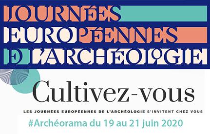 #Archéorama – Les Journées européennes de l'archéologie