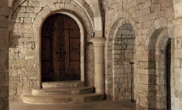 Ouvrage | Églises médiévales des Alpes-Maritimes
