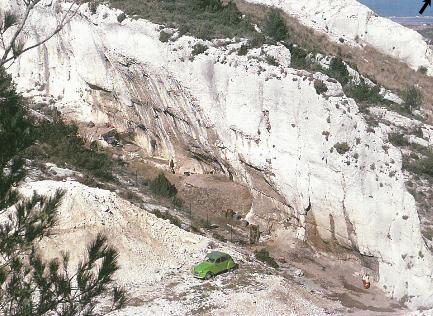 Article | L'évolution du couvert forestier et son exploitation mésolithique et néolithique à La Font-aux-Pigeons (Châteauneuf-les-Martigues, Bouches-du-Rhône) : apports de l'anthracologie