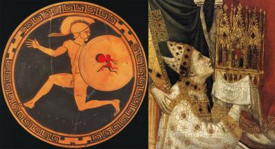 Revue | Les images dans les images – Antiquité et Moyen Âge, Images re-vues – Hors-série 9 | 2020